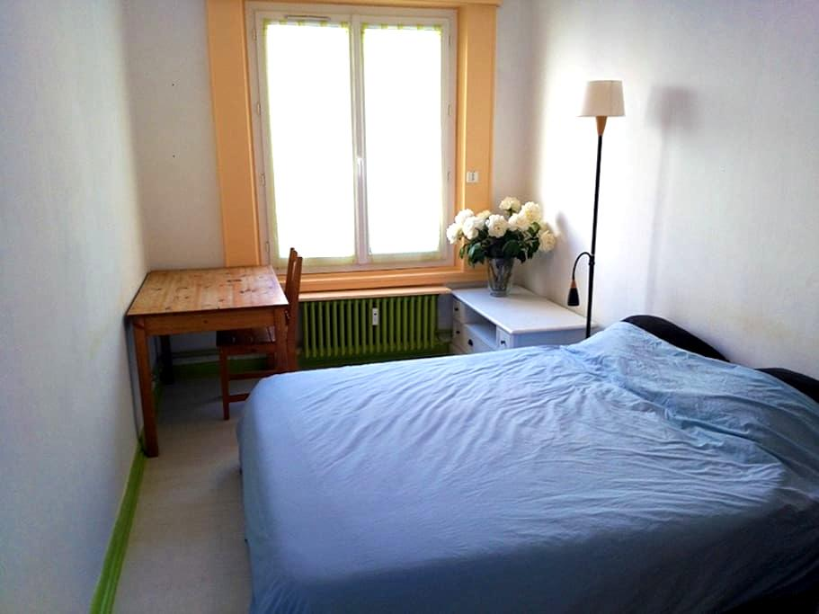 private room, city center - Chambéry - Apartemen