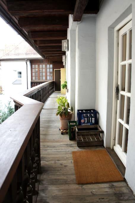 Privatzimmer im Herzen der Altstadt - Ratisbona - Departamento