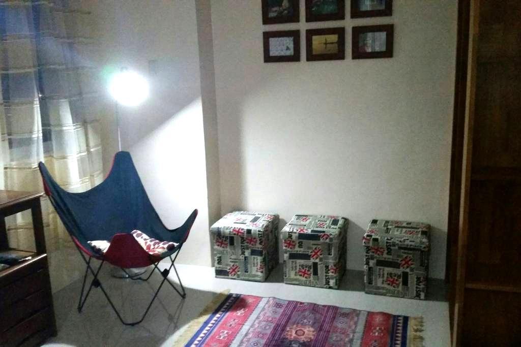 Cozy studio near Mango Ave - Cebu City - Condo