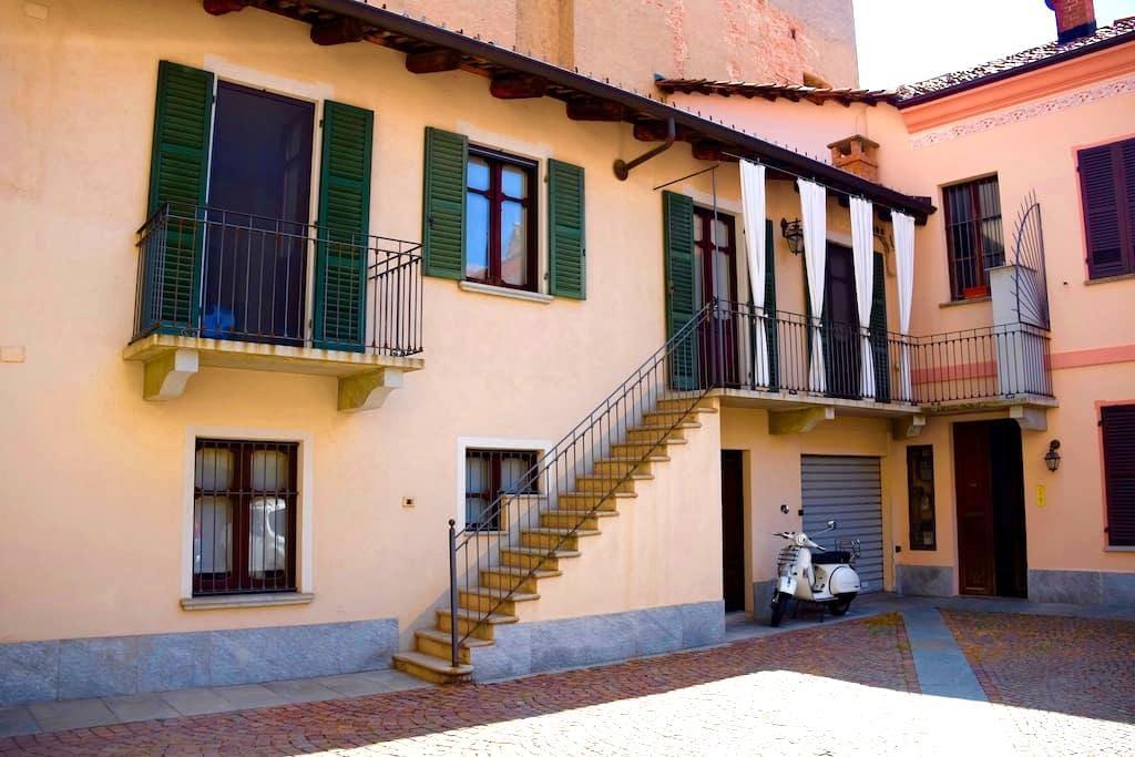 Cuore di Langa - Appartamento centro storico Bra - Bra - Appartement