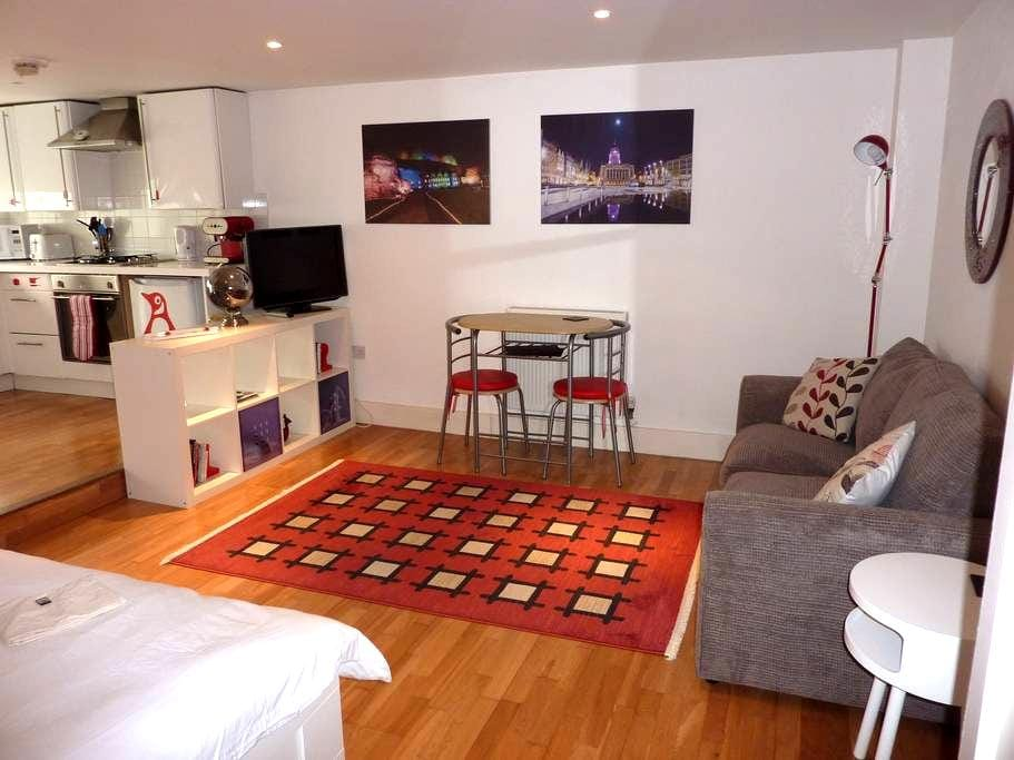 Quiet Studio close to City centre - Nottingham - Leilighet