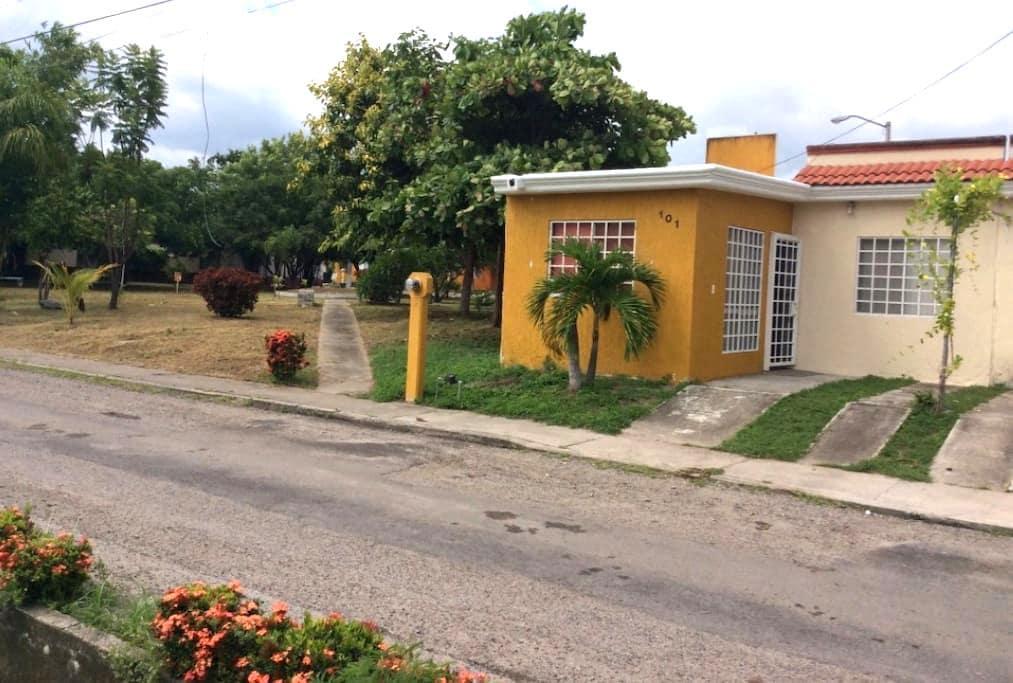 Nice&well located little house near Nuevo Vallarta - Nuevo Vallarta - Dom