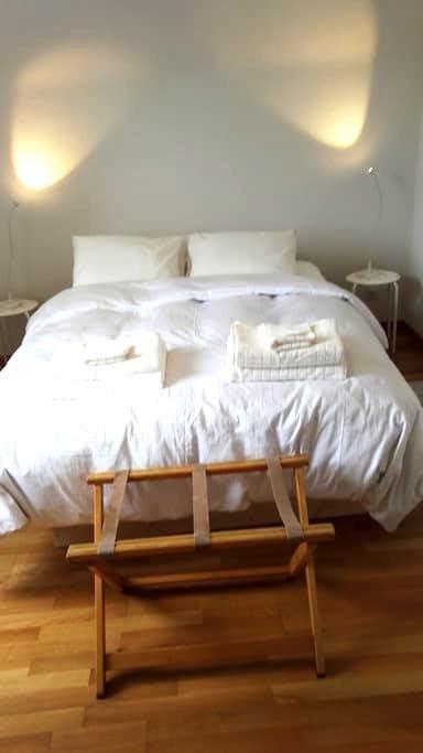 Stadt Aarau 5 Gehmin zum HB Zimmer 3 Gästewohnung - Aarau - Apartemen