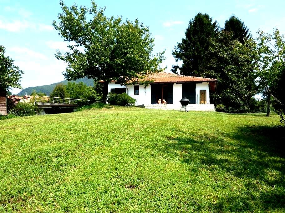 Quiet family house - Laveno-mombello - Ev