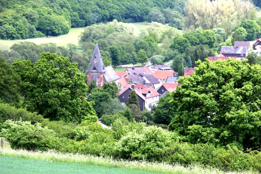 Ferien am Rand des Sauerlands - Frankenberg (Eder) - Daire