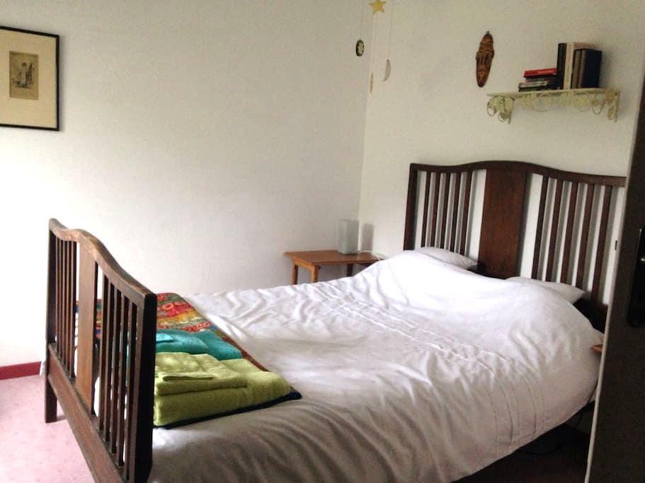Chambre confortable près Rouen - Longuerue - Ev