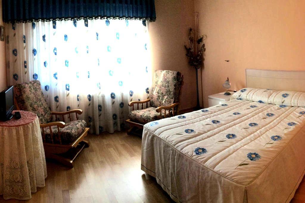 Habitación Suite de matrimonio - Parque Coimbra - Hus