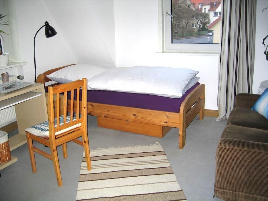 Ruhiges, helles Zimmer, Ostviertel - Göttingen - Leilighet