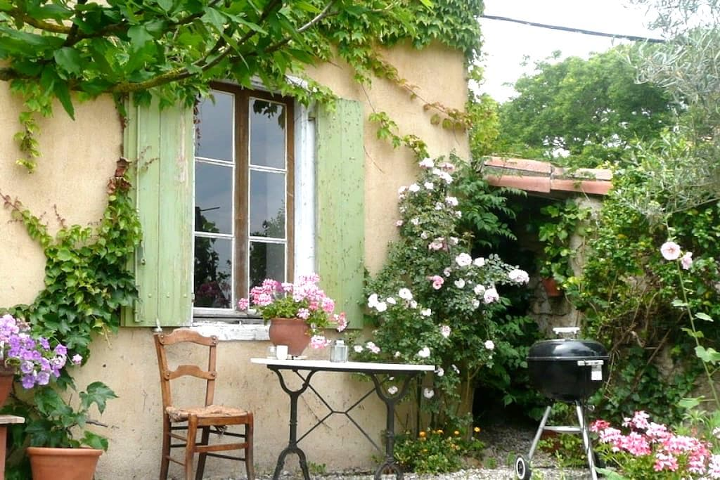 A truly charming wine growers house - Villelongue-d'Aude - Hus