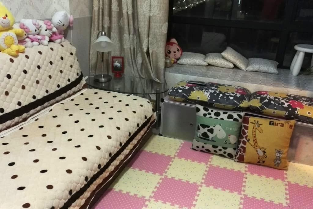 Cozy couch south of west lake - Hangzhou - Departamento