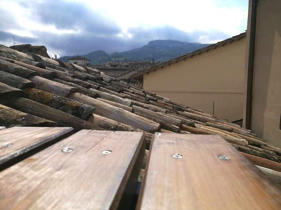 Dimora nel centro storico di Ascoli Piceno - Ascoli Piceno - Appartement