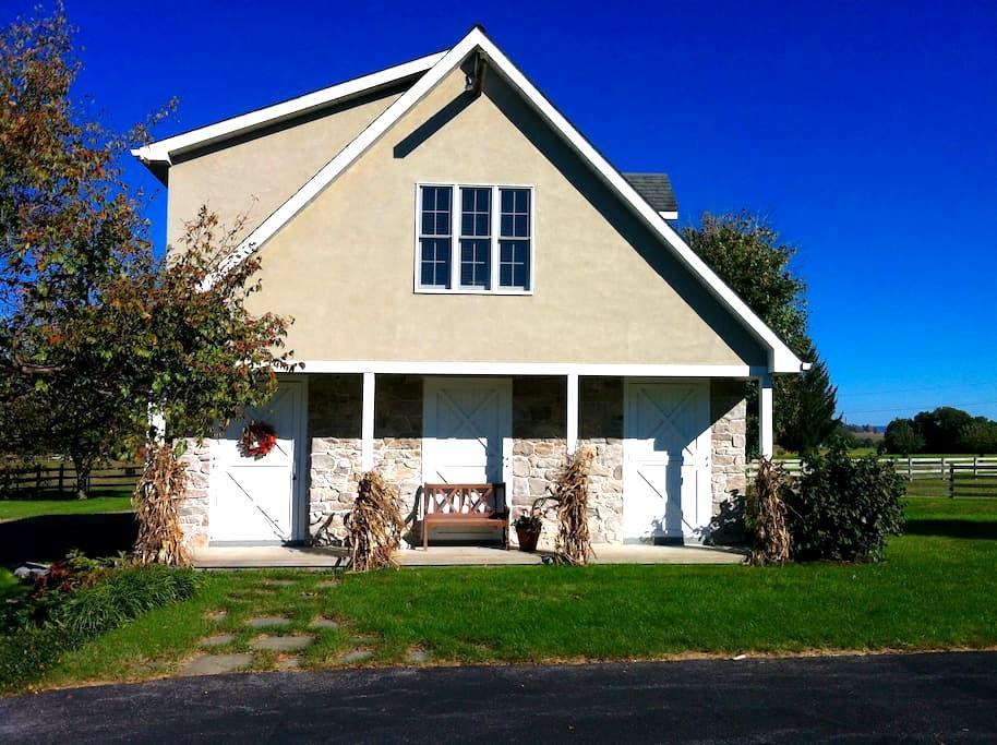 Dream Acres: Carriage House - Ephrata - Loft