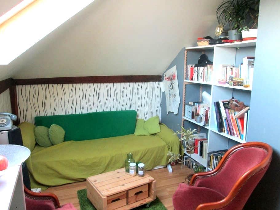 Appartement à Ancy-sur-Moselle - Ancy-sur-Moselle - Leilighet