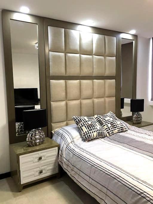 Luxury Bedroom with Amazing Views - Guayaquil - Selveierleilighet