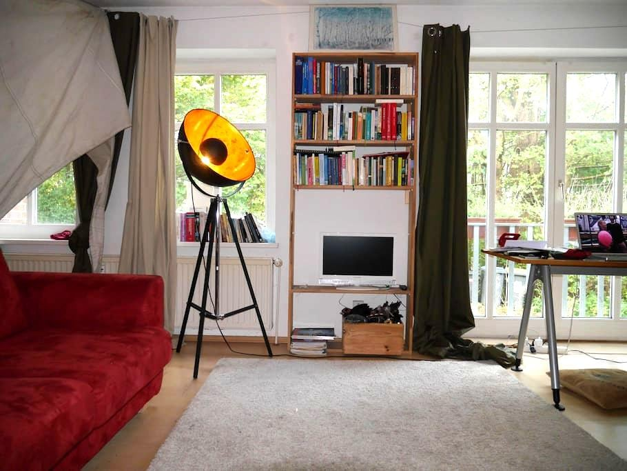 Quiet and central - Flensburg - Appartement