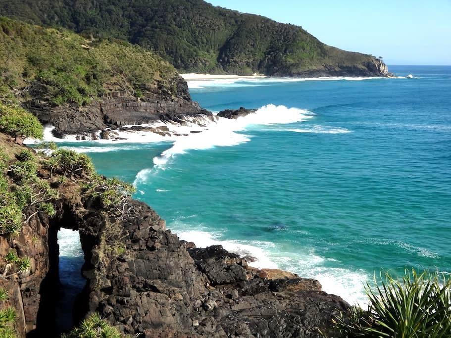 The Perfect Beachside Escape - South West Rocks - Ev