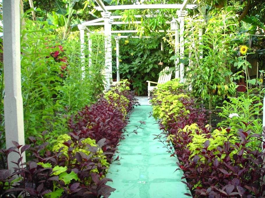 ★Exotic nature views★Divine food★Perfect location★ - Baracoa - Huis
