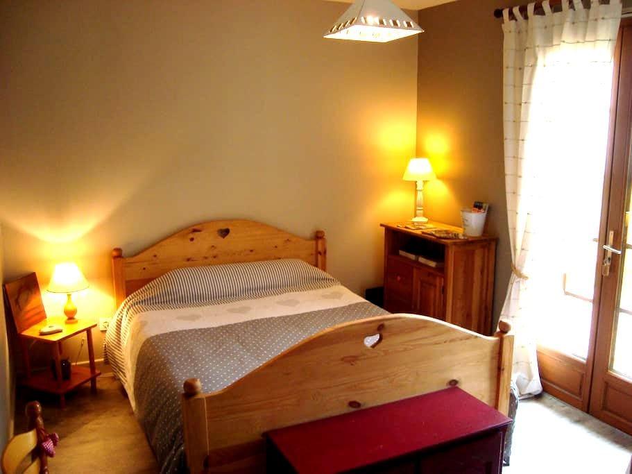Chambre chez l'habitant - Monflanquin - Σπίτι