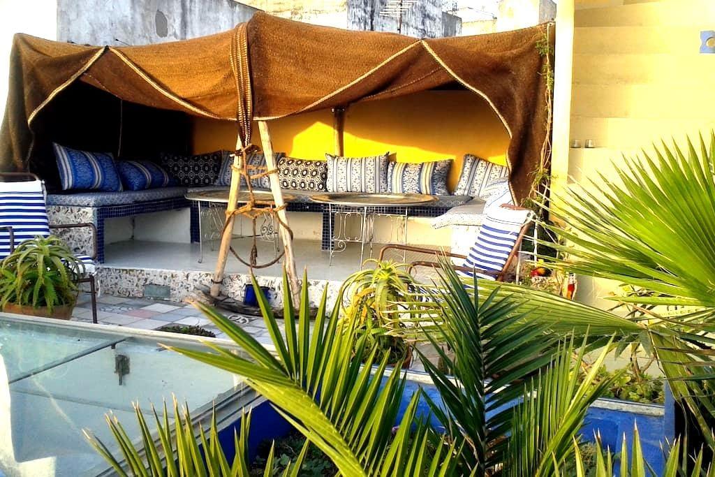 A lovely guesthouse in the medina - Tangier - Řadový dům