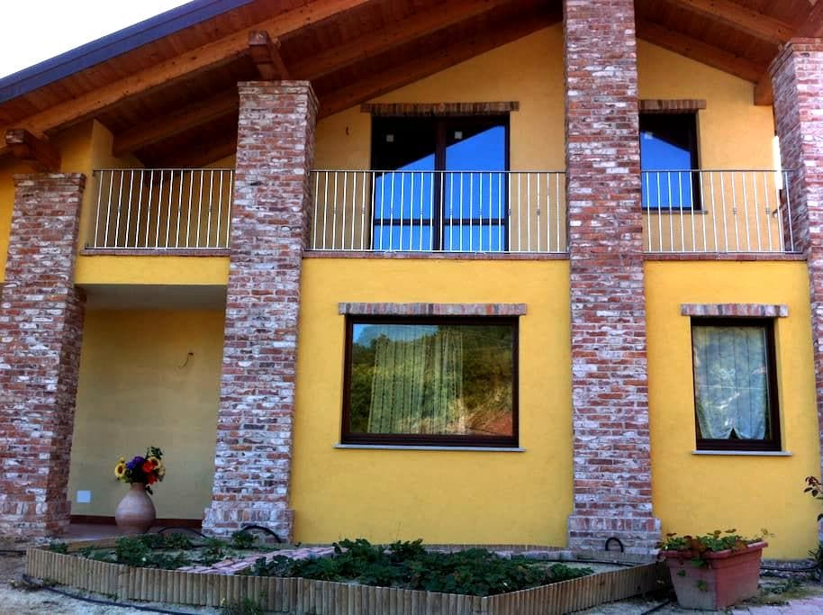 Monticello Village: Alloggio 3 - Villa-borgo - Appartement