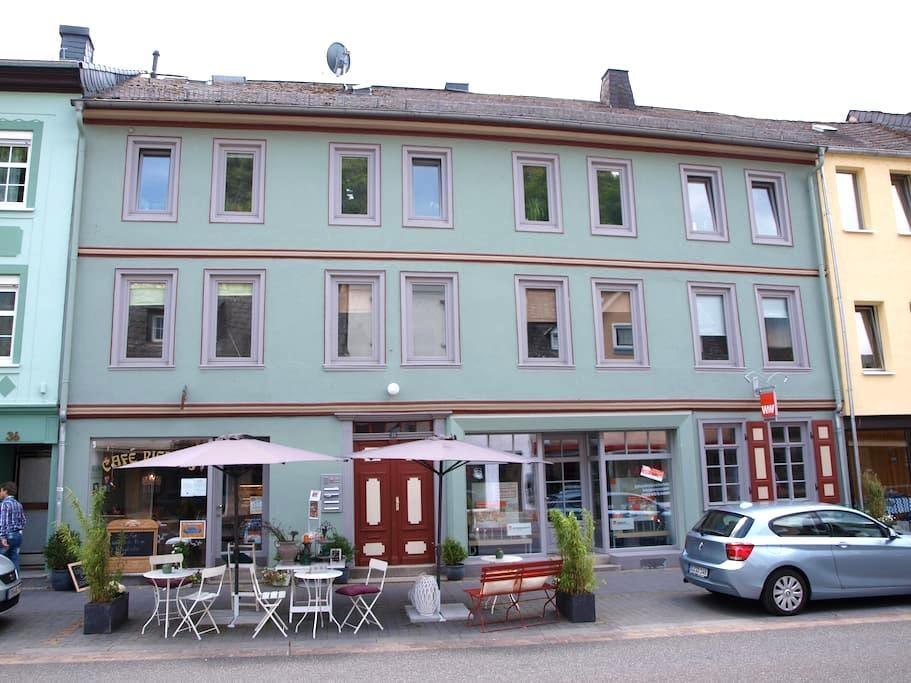 Ferienwohnung in Altstadthaus 70qm  - Diez - Appartement