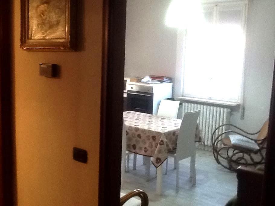 Appartamento AmiBiCi dal Vigno - Plasencia - Departamento