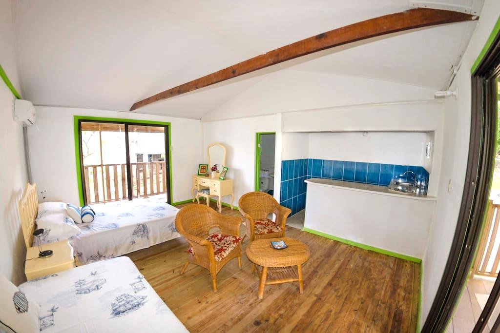 Providencia Ocean View, Bed and Breakfast - Isla de Providencia - Szoba reggelivel