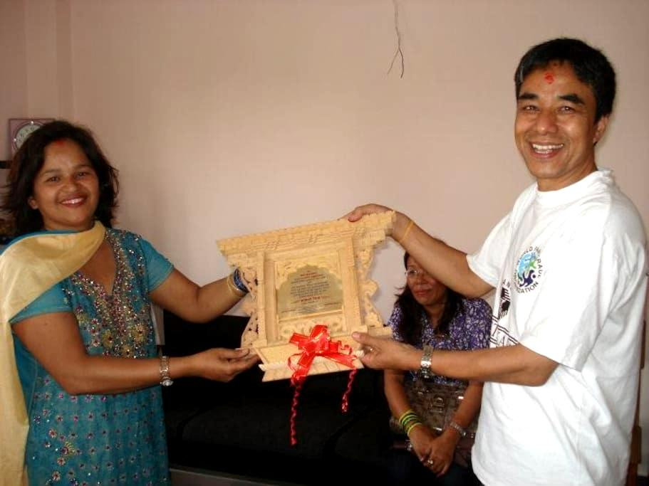 Nyatapola Guest House - Feel @ Home - Bhaktapur - Aamiaismajoitus