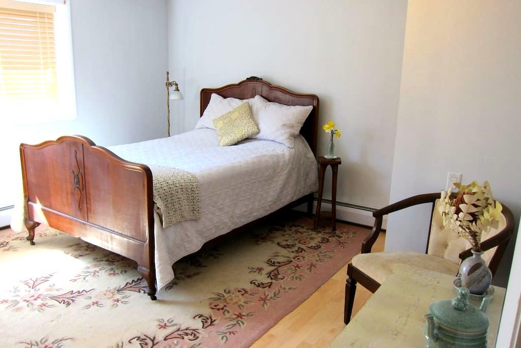 Bedroom with bath in the heart of Tivoli - Tivoli - Ev