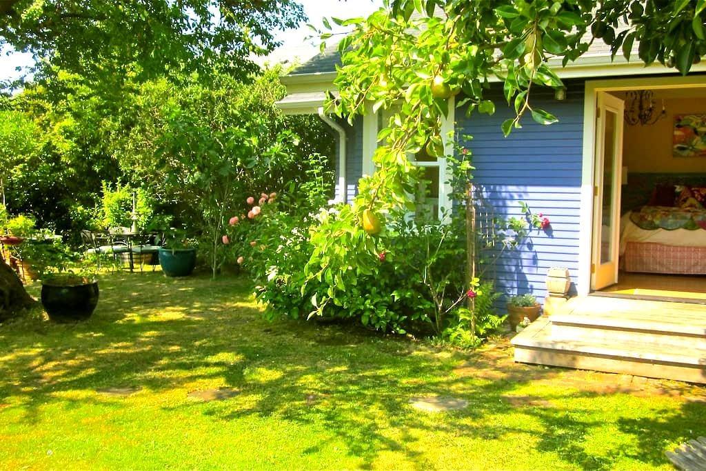 Bohemian Garden Studio - Arcata - Huis
