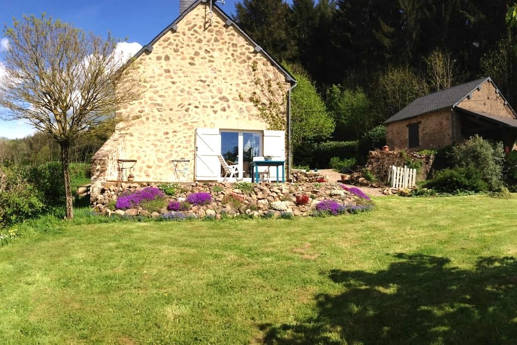 Authentieke boerderij rust & ruimte - Cussy-en-Morvan - Casa