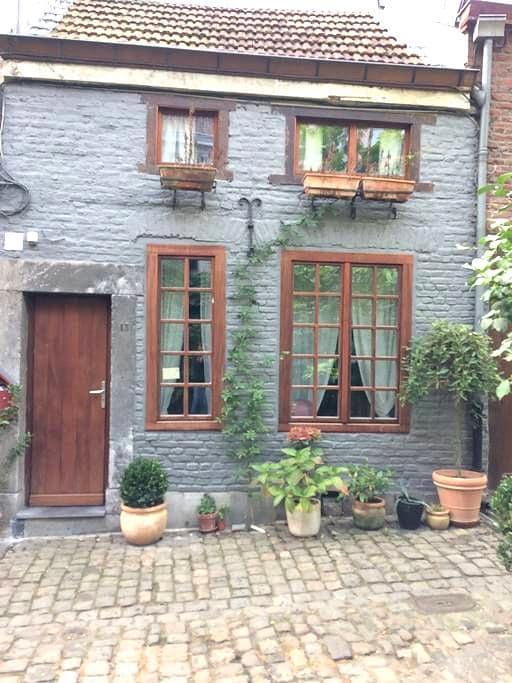 Maison en plein cœur historique de Liège - Liège - Casa