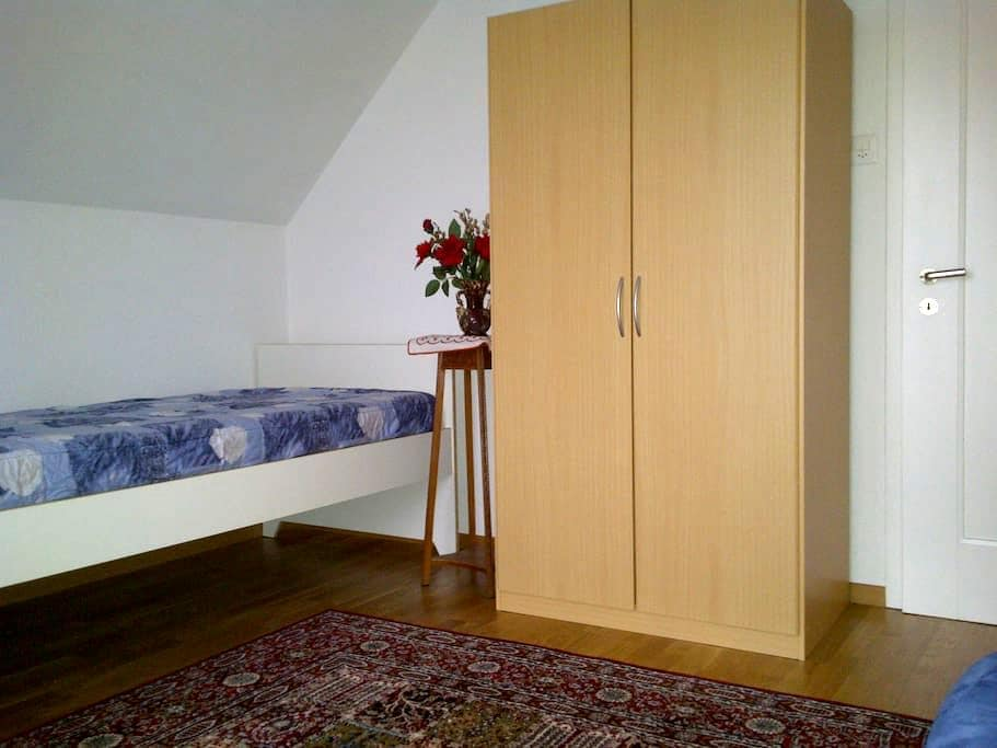 Feel Well&Relax In Your BR in BERNE - Berne - Daire