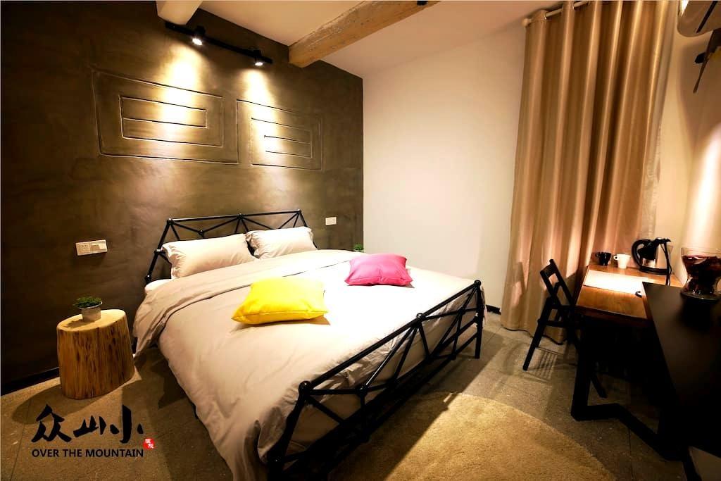 泉州众山小国际青年旅舍LOFT风格大床房 - Quanzhou - Outro