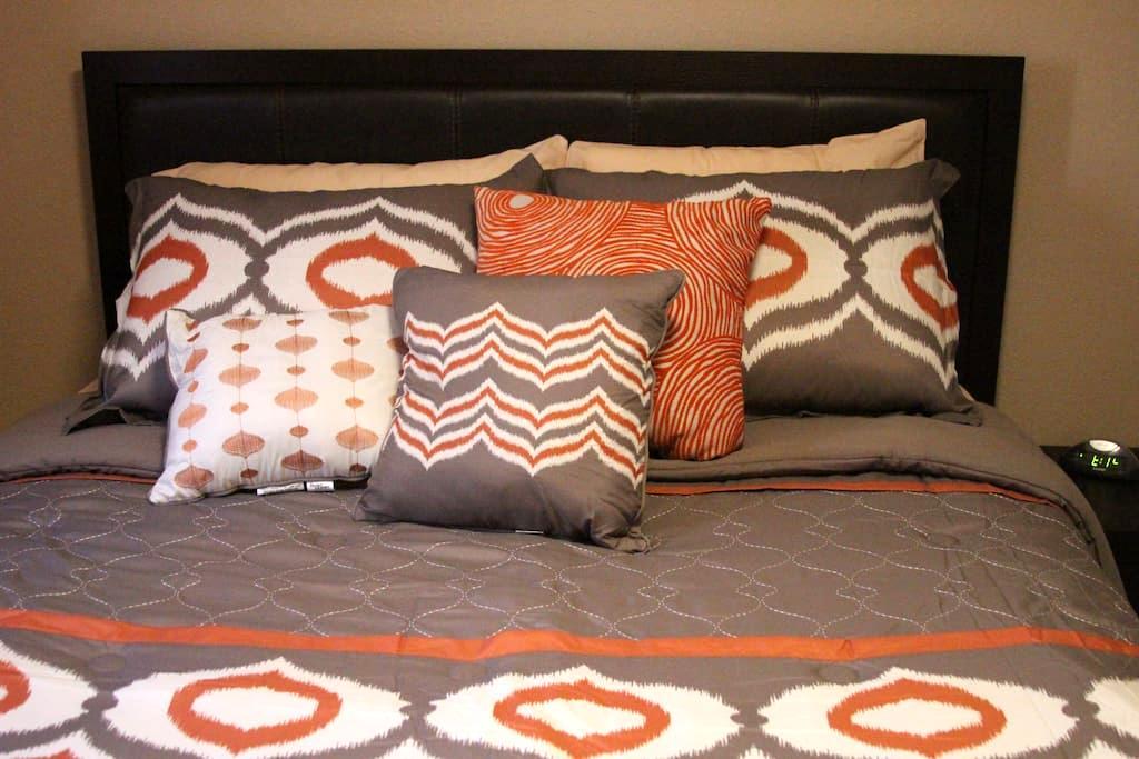 Cozy 2 Bedroom Apt Mins From The Stadium. - Sugar Creek - Pis