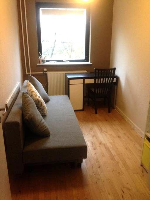 Cosy room- clean, safe and affordable - København - Apartment