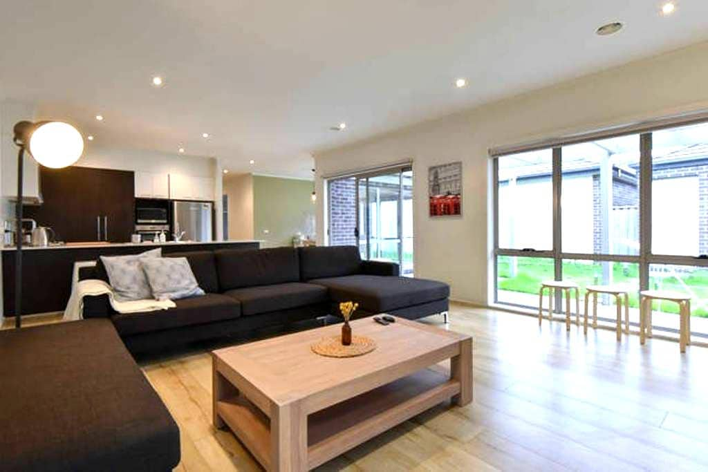 Modern Luxury House2- Close to City - Melbourne - Rumah