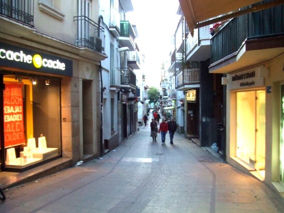 Nice Apartment in  town center - Sitges - Apartemen