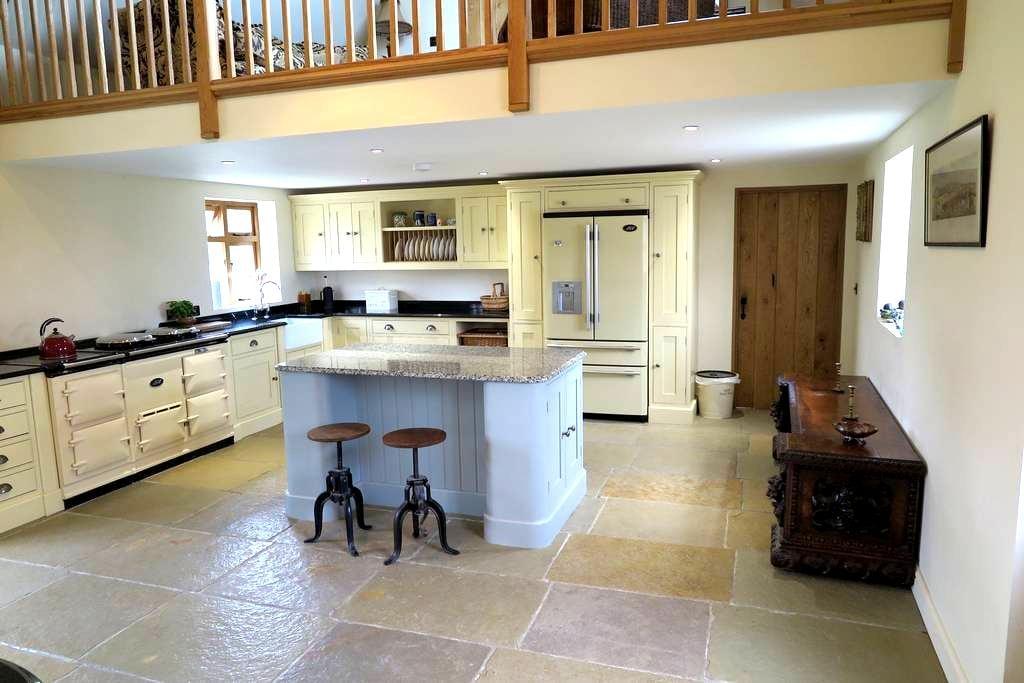Church view farm, holiday cottage, Ashbourne - Derbyshire - Maison