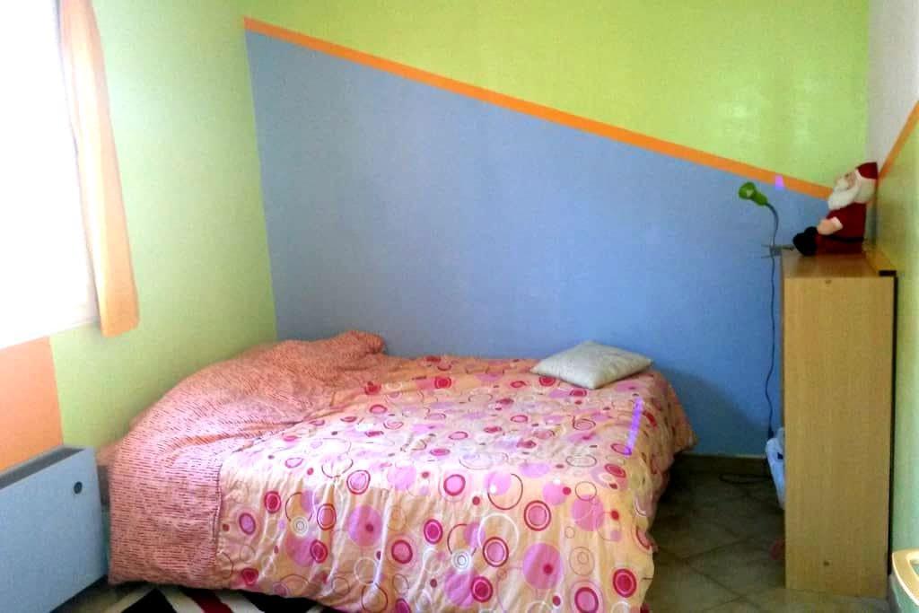chambre privée dans maison avec jardin - Pont-Saint-Esprit - Haus