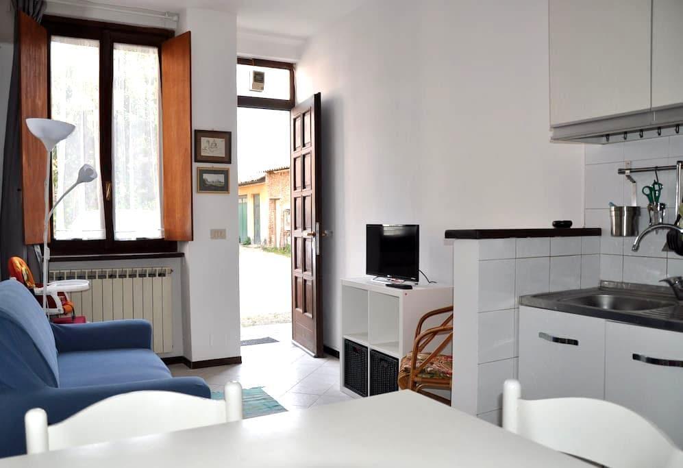 Casa di Mario con Parcheggio Auto - Pavia - Apartmen
