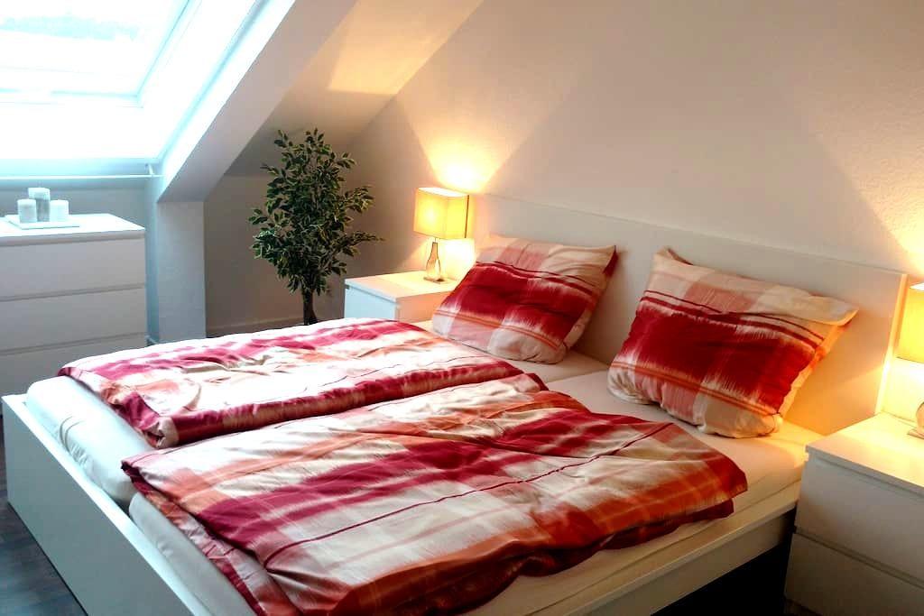 Dachgeschosswohnung in Schwerin - Schwerin - Apartamento