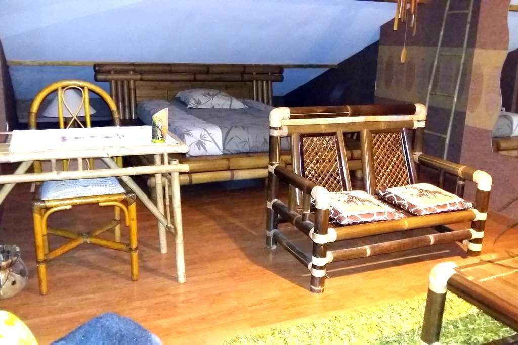 Suite Parentale Salle de Douche WC indépendants - Thonon-les-Bains - Condomínio