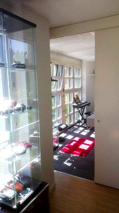 Studio flat 1 1/2 in Lyss/Schweiz - Lyss - Daire
