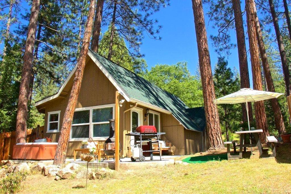 Natures Nook - 15 miles to Yosemite - Oakhurst - Leilighet