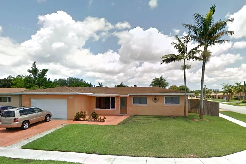 Family Environment home - Pembroke Pines - Huis
