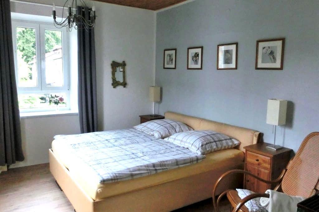 Großes gemütliches Zimmer mit Küche - Starnberg - Διαμέρισμα