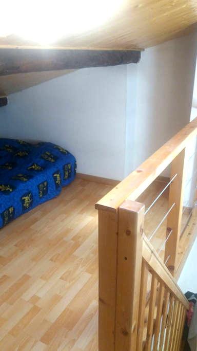 Chambre en duplex au coeur de Macon - Mâcon - Lägenhet