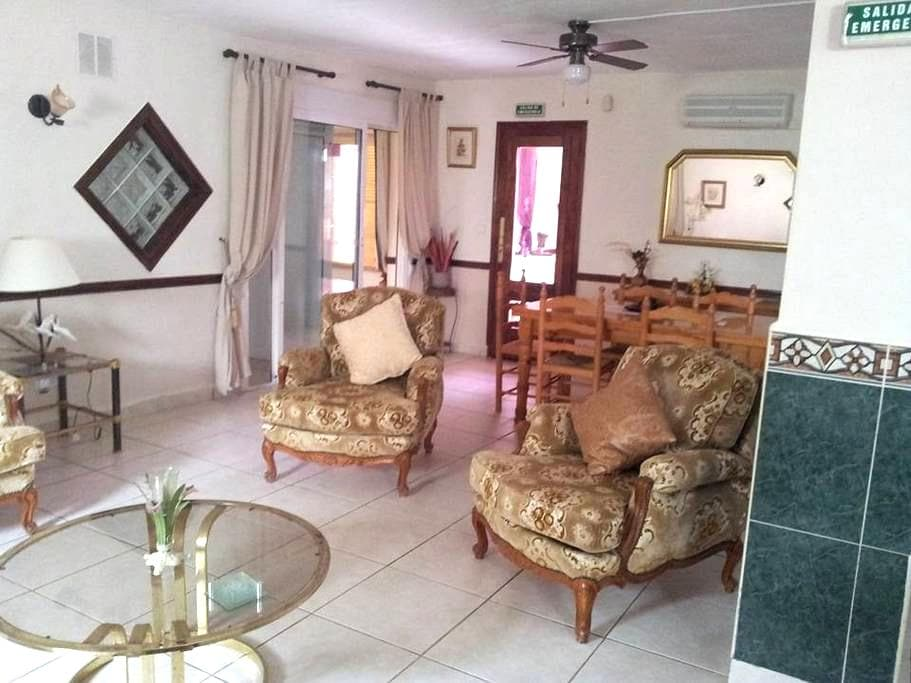 Beautiful apartment with home comforts. - Fortuna - Leilighet