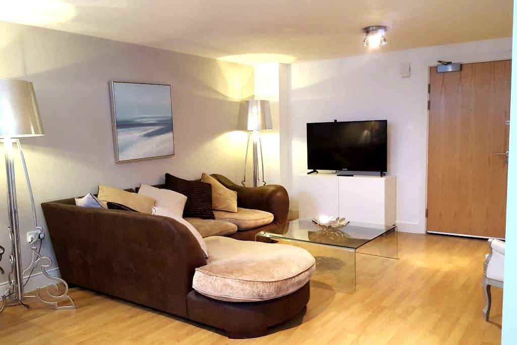 Modern & bright City centre apartment - Sunderland - Apartamento